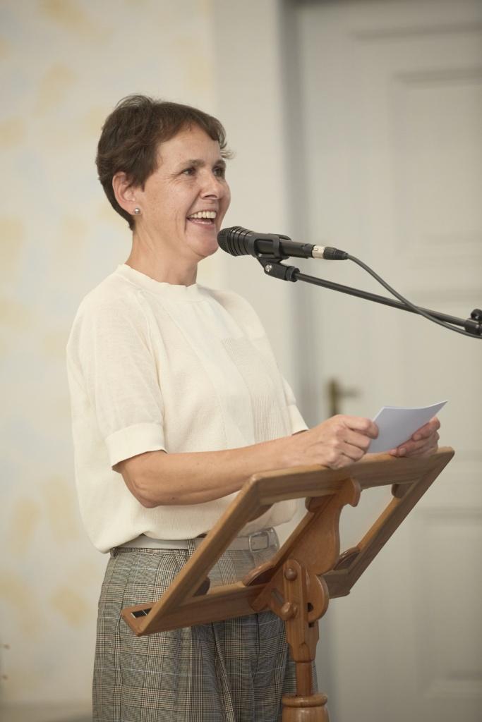 Esther Albert, Kirchgemeindepräsidentin Luzern