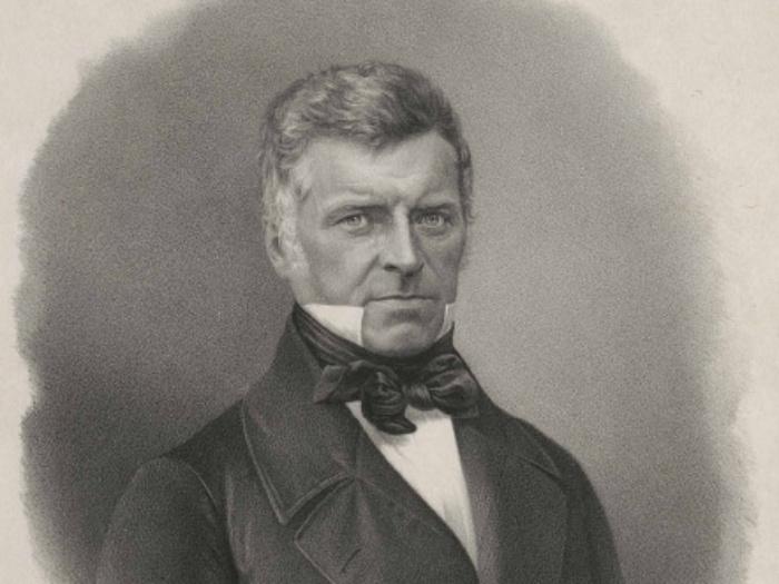 unterwegs - augustin keller (1805-1883)